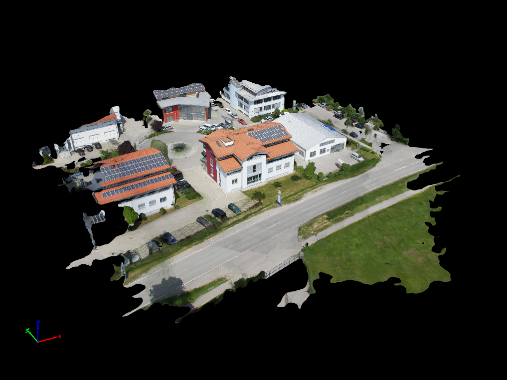 3-D Mapping and Modeling