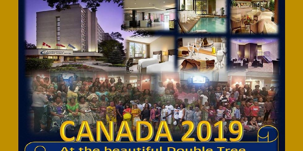 "IPAI CONVENTION, ""EZUMEZU"" CANADA 2019."