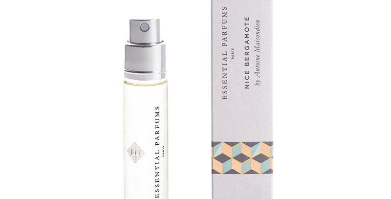 Nice Bergamote, Essential Parfums, French fragrance, Eau de Parfum, Niche perfume, Perfumery