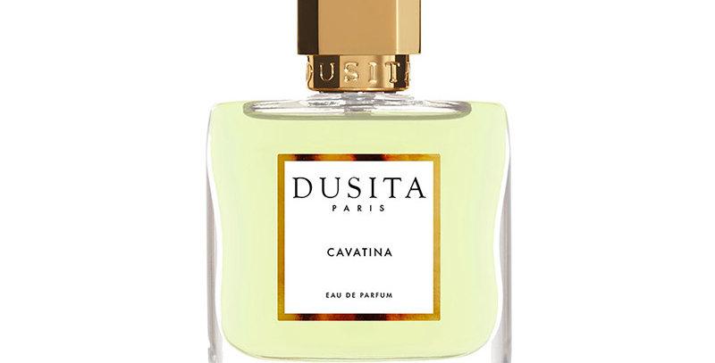 Cavatina, DUSITA, Eau de parfum niche perfume, fragrance, parfüm, 향수, 香水, ганимед духи, duft