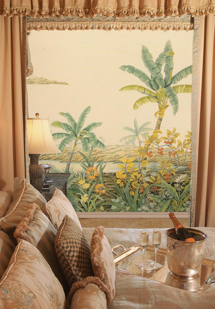 Tropical Landscape Paul Montgomery