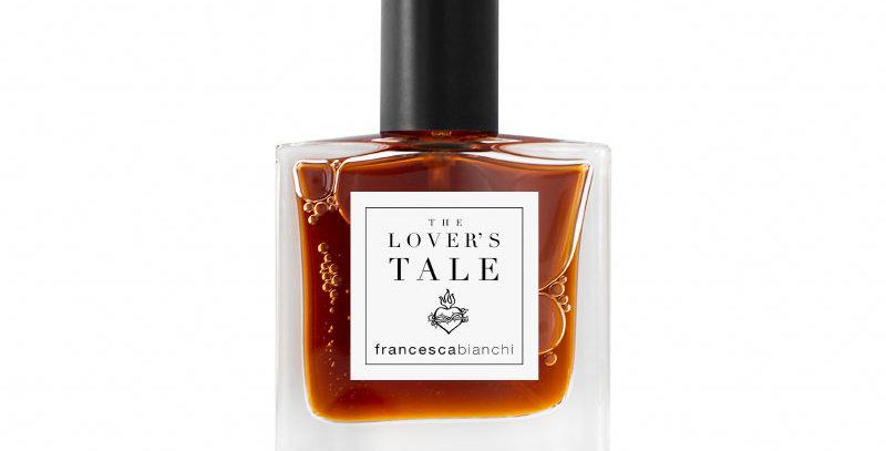 The Lover's Tale, Francesca Bianchi, niche perfume, niche fragrance, rare perfume, parfüm, 향수, 香水, parfum