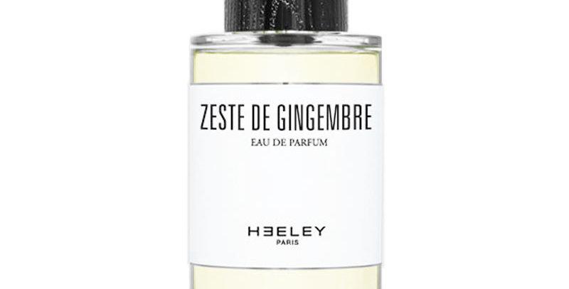 Zeste de Gingembre, HEELEY Parfums, French fragrance, Eau de Parfum, Niche perfume, Perfumery