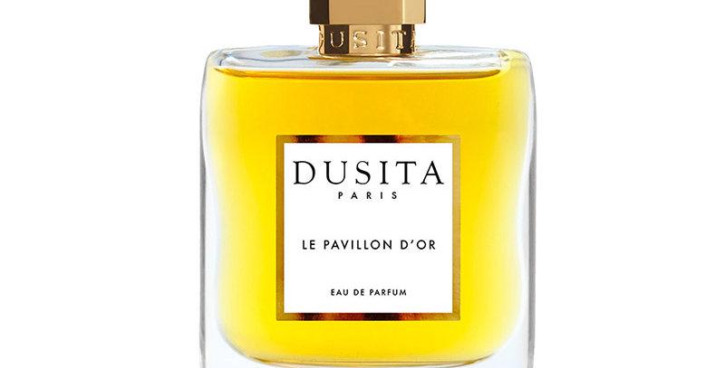 Le Pavillon d'Or 100 ml, DUSITA, Eau de parfum niche perfume, fragrance, parfüm, 향수, 香水, ганимед духи, duft