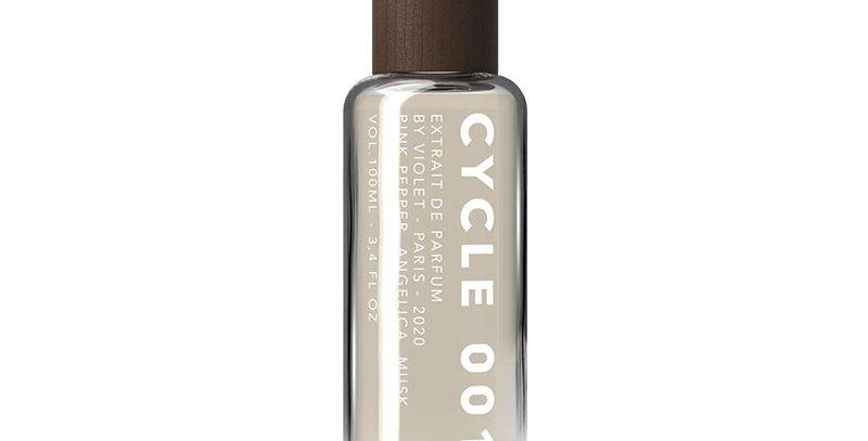 Cycle 001, Maison Violet, French fragrance, Eau de Parfum, Niche perfume, Perfumery