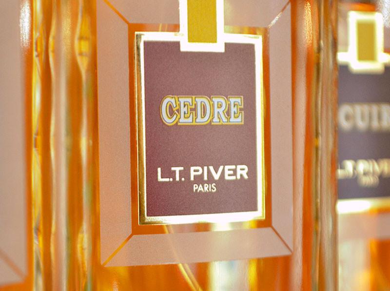 L.T. Piver, fragrance, parfum, eau de toilette, paris, french perfumery, classic perfume, cedre