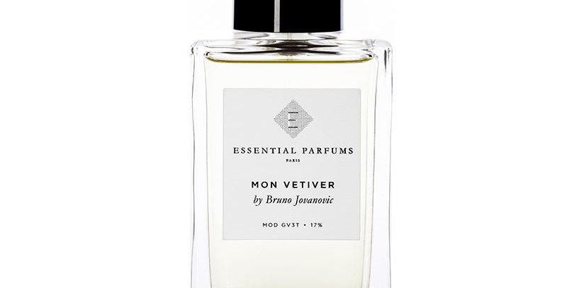 Mon Vetiver, Essential Parfums, French fragrance, Eau de Parfum, Niche perfume, Perfumery, 100 ml