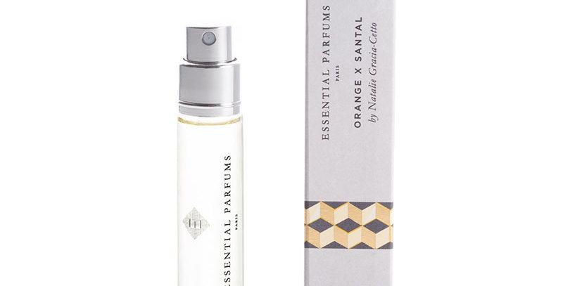 Orange x Santal, Essential Parfums, French fragrance, Eau de Parfum, Niche perfume, Perfumery