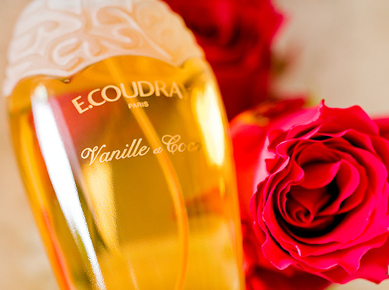 Vanille et Coco, E.Coudray, EdT, Fragrance, Perfume, Paris, niche perfumery, french parfum