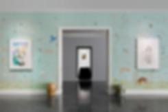 Paul Montgomery Studio has been creating high quality hand painted custom artwork, painted decor, murals and wallpapers   Marianske Lazne, Prague, Karlovy Vary   Refined Aesthete Showroom