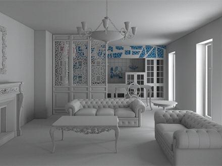 Refined Aesthete Проекты | Дизайн интерьера | Студия дизайна интерьеров | Марианские Лазни, Прага, Карловы Вары | 3D Визуализация, Эскизы, 3D, 2D модели