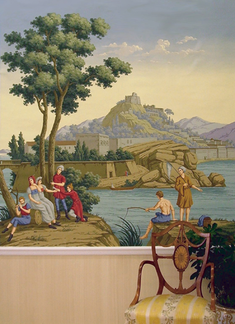Views of Italy Paul Montgomery