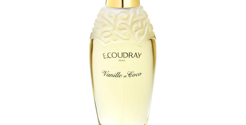 Vanille et Coco, E. Coudray Paris, French fragrance, eau de toilette, Niche perfume, Perfumery