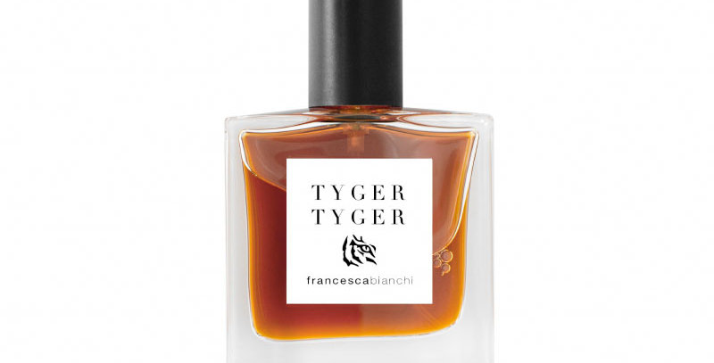 Tyger Tyger, Francesca Bianchi, niche perfume, niche fragrance, rare perfume, parfüm, 향수, 香水, parfum