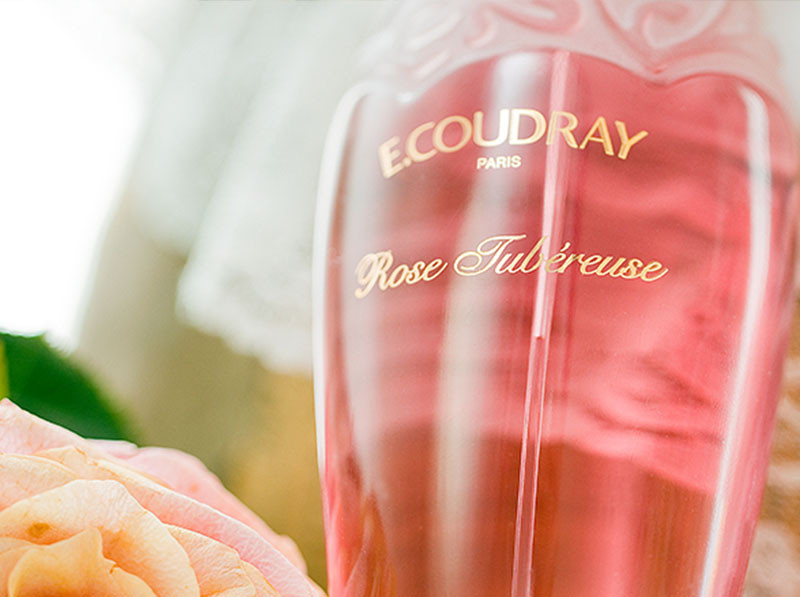 Rose Tubereuse, E.Coudray, EdT, Fragrance, Perfume, Paris, niche perfumery, french parfum