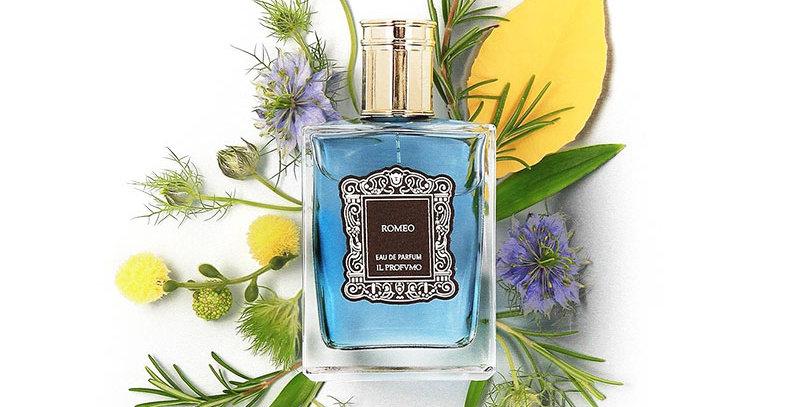 Romeo Eau de Parfum, Venice, IL Profvmo, Italian fragrance, Niche perfume, RAFINAD Parfumerie