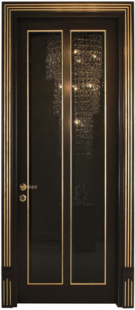 GLAM COLLECTION | Custom made Doors Sige Gold. Door, Handles & Accessories Salice Paolo. | Made in Italy | Marianske Lazne Prague Karlovy Vary | Design Atelier & Showroom