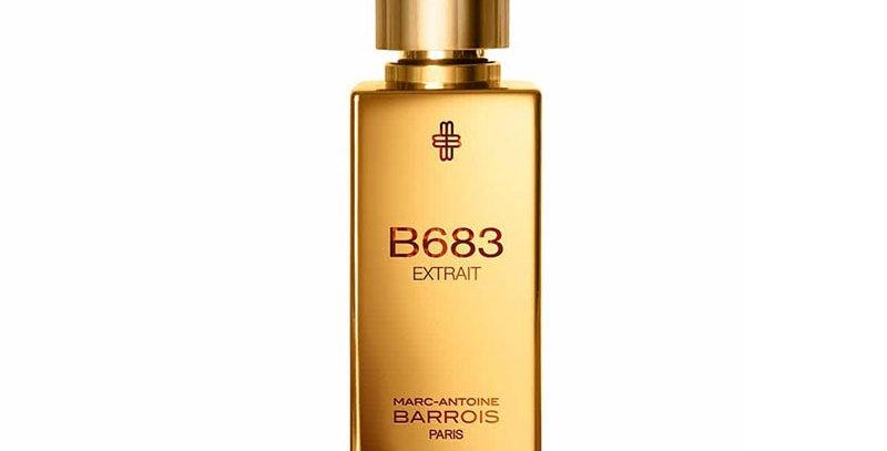 B683 EXTRAIT, Marc-Antoine Barrois, Eau de parfum niche perfume, fragrance, parfüm, 향수, 香水, ганимед духи, duft