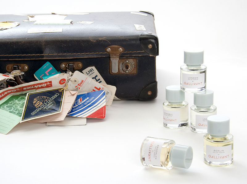 GALLIVANT Perfumes, Karine Chevallier, Giorgia Navarra, , Berlin, Istanbul, London, Los Angeles, Tel Aviv, Brooklyn, Tokyo, Fragrance, Perfume, Paris, niche perfumery, french parfum, english perfume