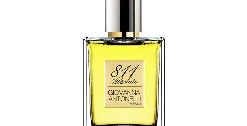 811 Absoluto , Giovanna Antonelli, French fragrance, Eau de Parfum, Niche perfume, Perfumery