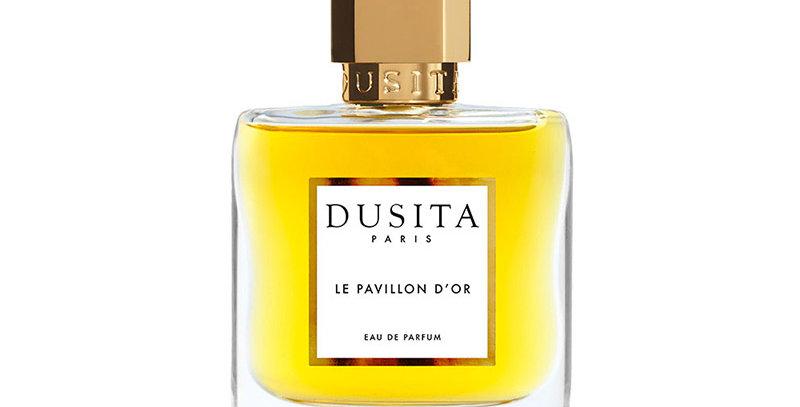 Le Pavillon d'Or, DUSITA, Eau de parfum niche perfume, fragrance, parfüm, 향수, 香水, ганимед духи, duft