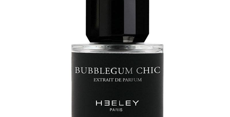 BubbleGum Chic, HEELEY Parfums, French fragrance, Eau de Parfum, Niche perfume, Perfumery, Jasmine DC