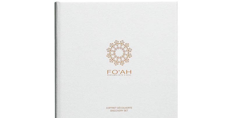 Discover Set FO'AH Eau de Parfum, 02, 08, 11, 14, 17, niche perfume, niche fragrance, rare perfume, parfüm, 향수, 香水, parfum, s