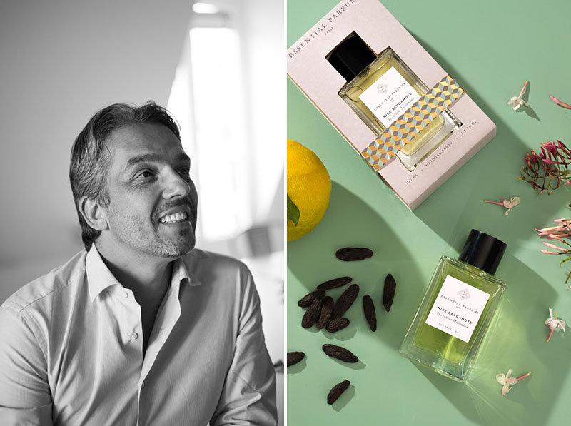 Essential Parfums, Fragrance, Perfume, Paris, niche perfumery, french parfum, Antoine Maisondieu, Nice Bergamote