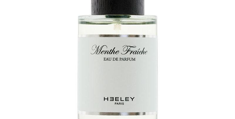 Menthe Fraiche, HEELEY Parfums, French fragrance, Eau de Parfum, Niche perfume, Perfumery, mint scent