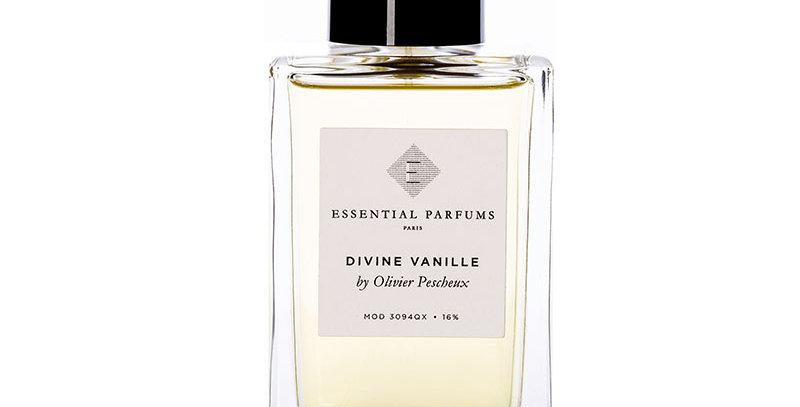 Divine Vanille, Essential Parfums, French fragrance, Eau de Parfum, Niche perfume, Perfumery