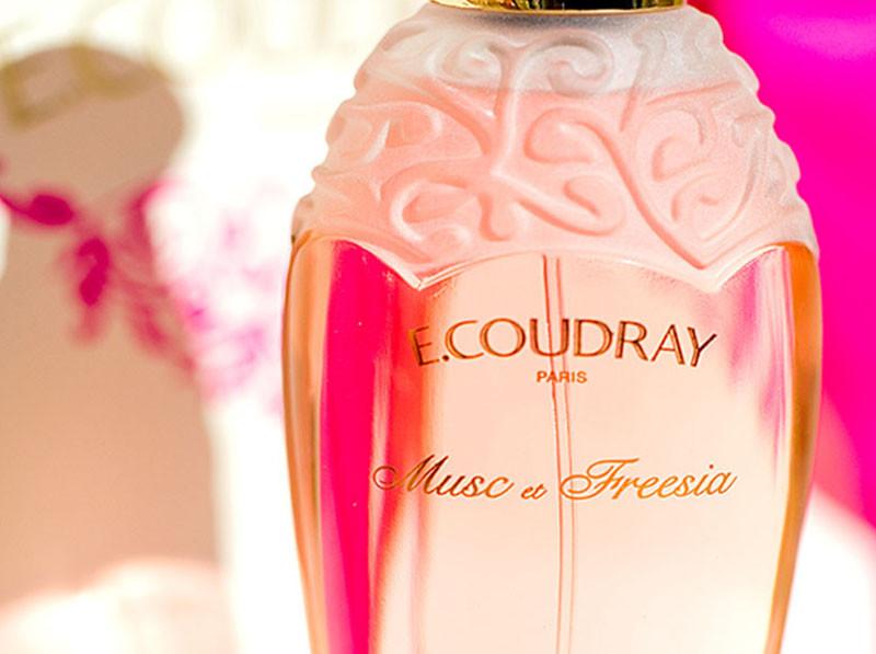 Musc et Freesia, E.Coudray, EdT, Fragrance, Perfume, Paris, niche perfumery, french parfum