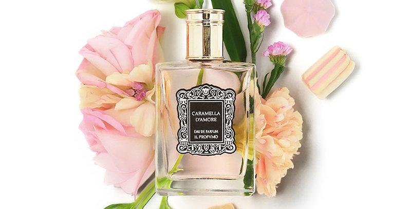 Caramella d'Amore Eau de Parfum, Venice, IL Profvmo, Italian fragrance, Niche perfume, RAFINAD Parfumerie