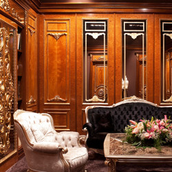 Cabinet & Dressing Room Sige Gold