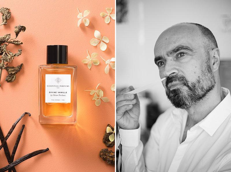 Essential Parfums, Fragrance, Perfume, Paris, niche perfumery, french parfum, Olivier Pescheux, Divine Vanille