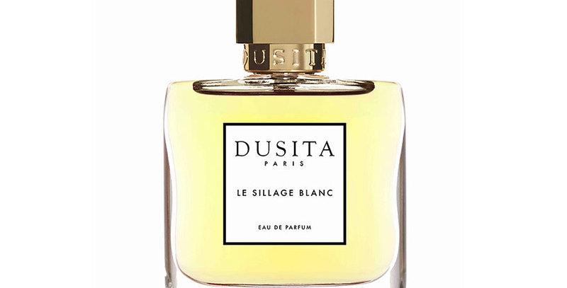 Le Sillage Blanc, DUSITA, Eau de parfum niche perfume, fragrance, parfüm, 향수, 香水, дусита, духи, duft