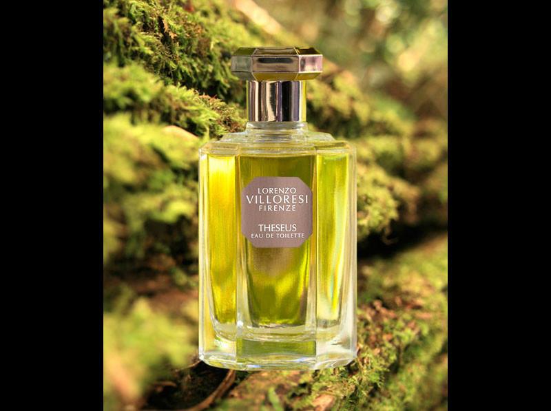 Lorenzo Villoresi Fragrance Perfume Florence Theseus