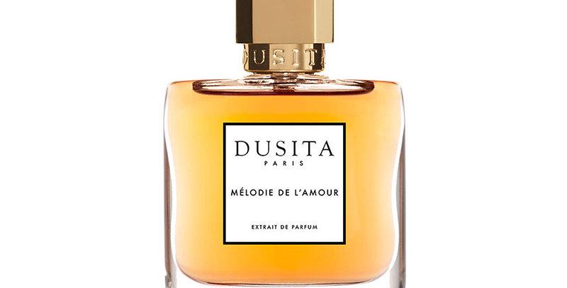 Mélodie de l'Amour, DUSITA, Eau de parfum niche perfume, fragrance, parfüm, 향수, 香水, дусита духи, duft