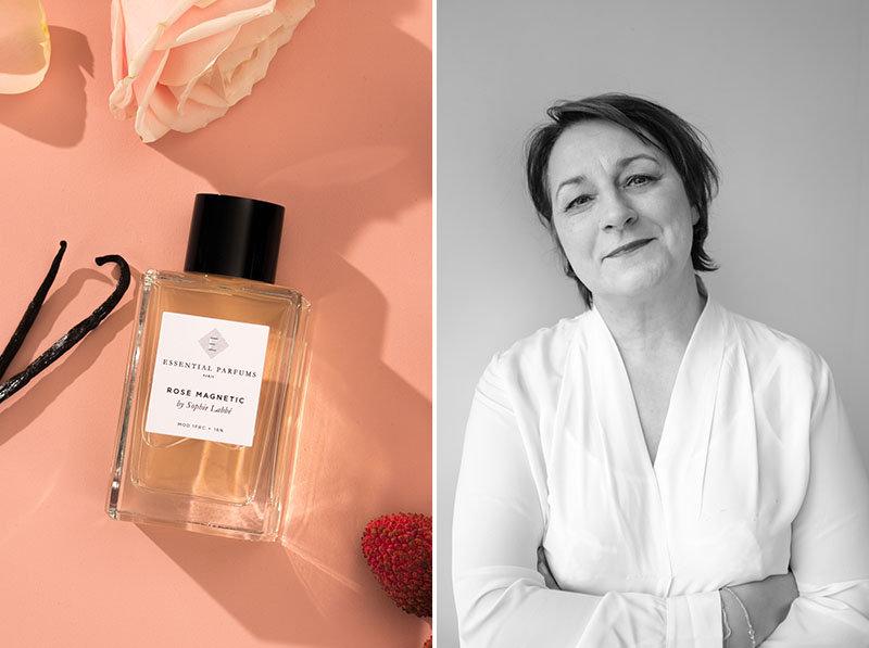 Essential Parfums, Fragrance, Perfume, Paris, niche perfumery, french parfum, Rose Magnetic, Sophie Labbe