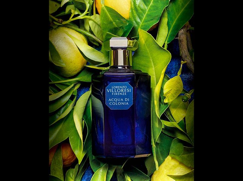Lorenzo Villoresi Fragrance Perfume Florence Acqua di Colonia