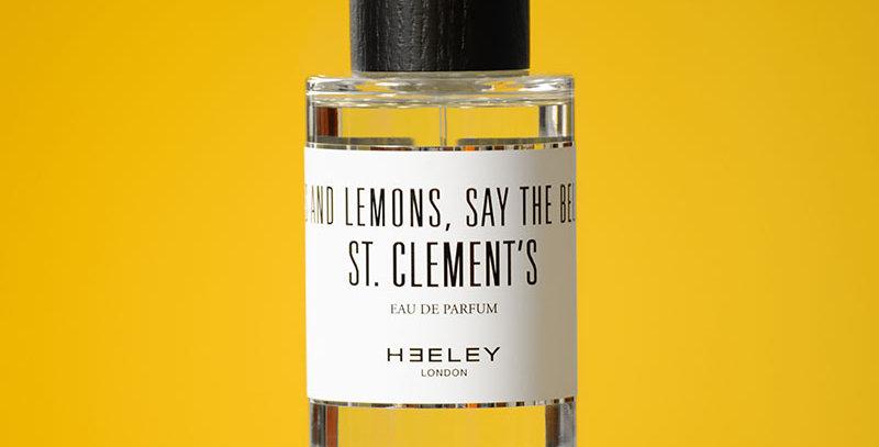 St. Clements, HEELEY Parfums, French fragrance, Eau de Parfum, Niche perfume, Perfumery, citrus
