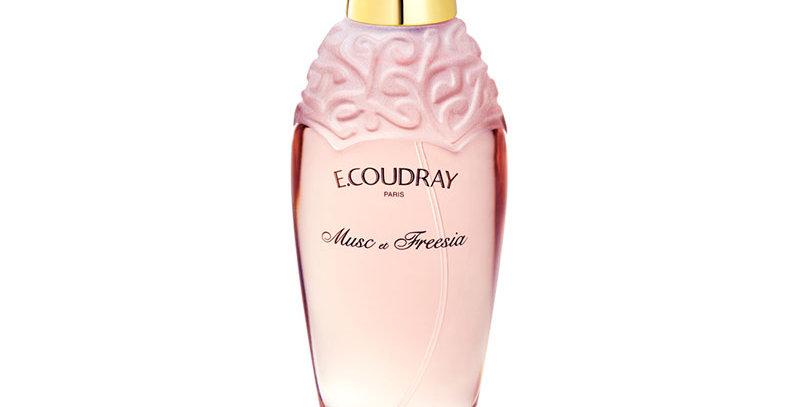 Musc et Freesia, E. Coudray Paris, French fragrance, eau de toilette, Niche perfume, Perfumery
