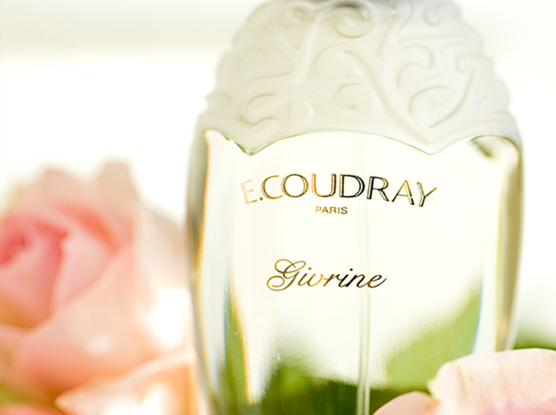 Givrine, E.Coudray, EdT, Fragrance, Perfume, Paris, niche perfumery, french parfum