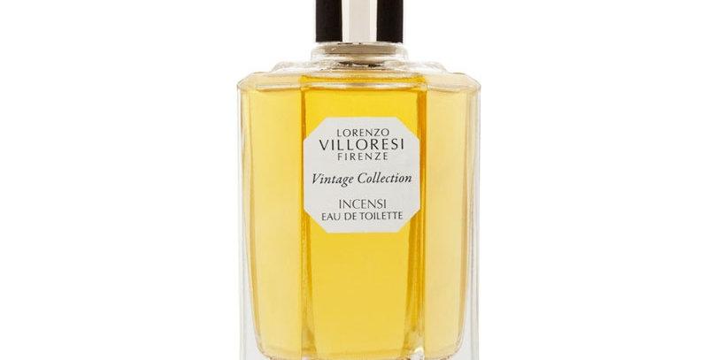 Incensi, Lorenzo Villoresi, Italian fragrance, eau de toilette, Niche perfume, Perfumery
