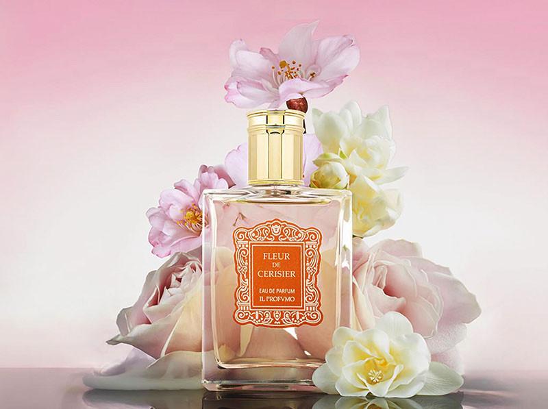 IL Profvmo, Silvana Casoli, Fragrance, Perfume, Paris, niche perfumery, italian parfum, Fleur de Cerisier
