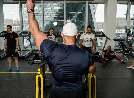 Эталон силы движения атлетическая эстафета. Фото отчет