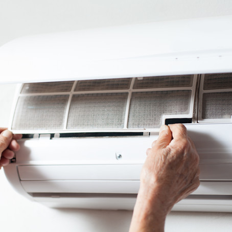 HVAC System Maintenance & Filter Replacement