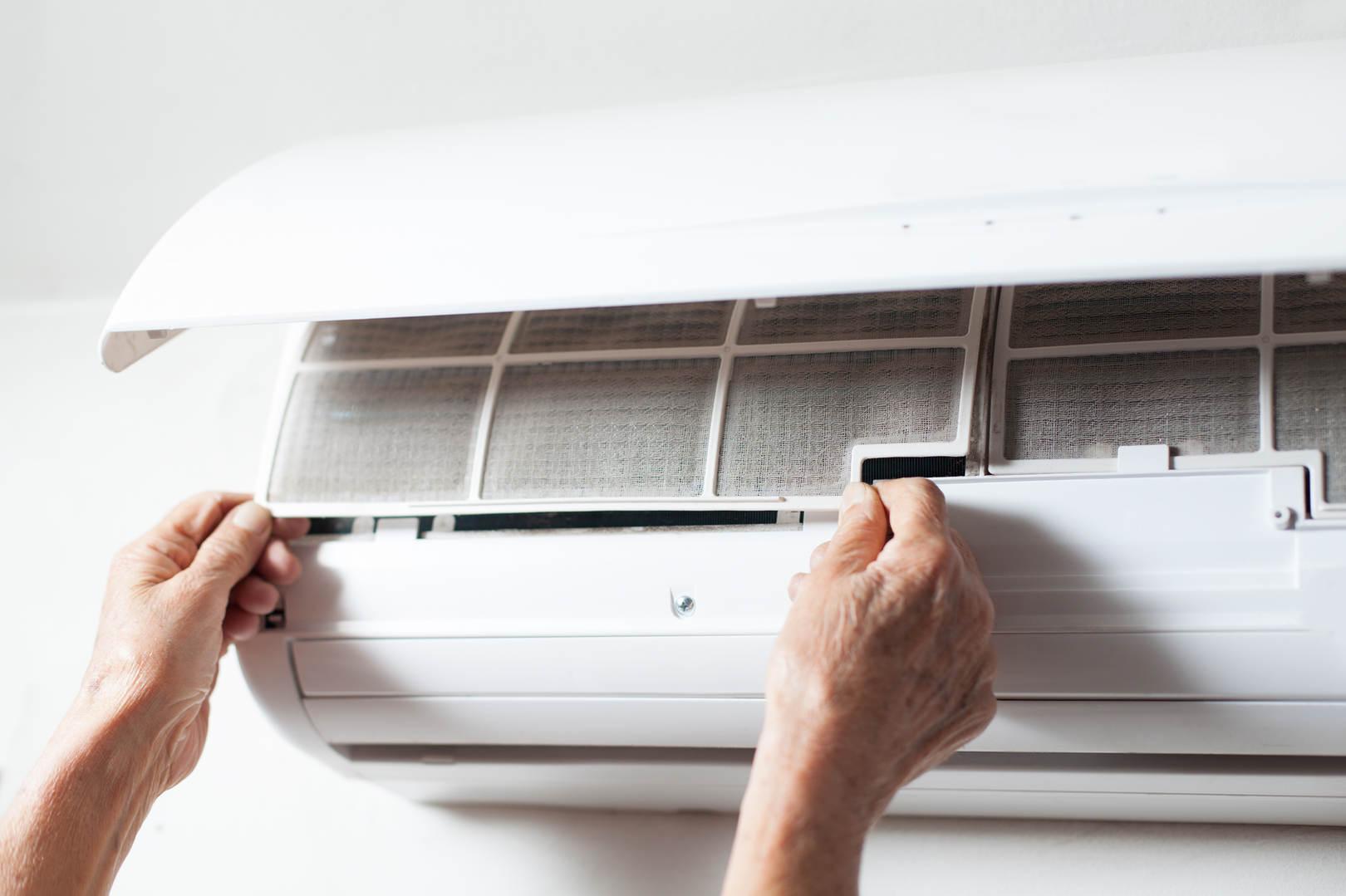 Ar Condicionado de Fixação