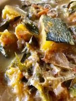 Pumpkin Curry - Sri Lankan favorite