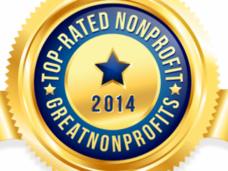 2014 Top Rated Award – Closes October 31st