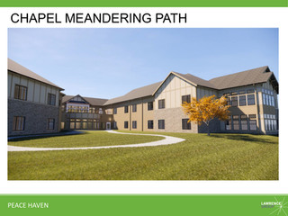 Chapel Meandering Path